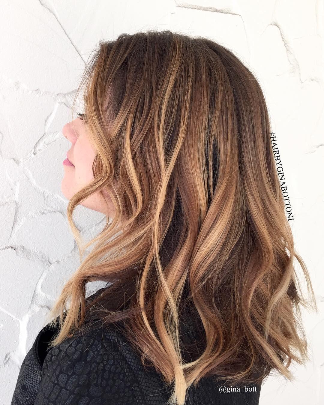 """""""Carolina's sexy vacation hair  #HairByGinaBottoni"""""""