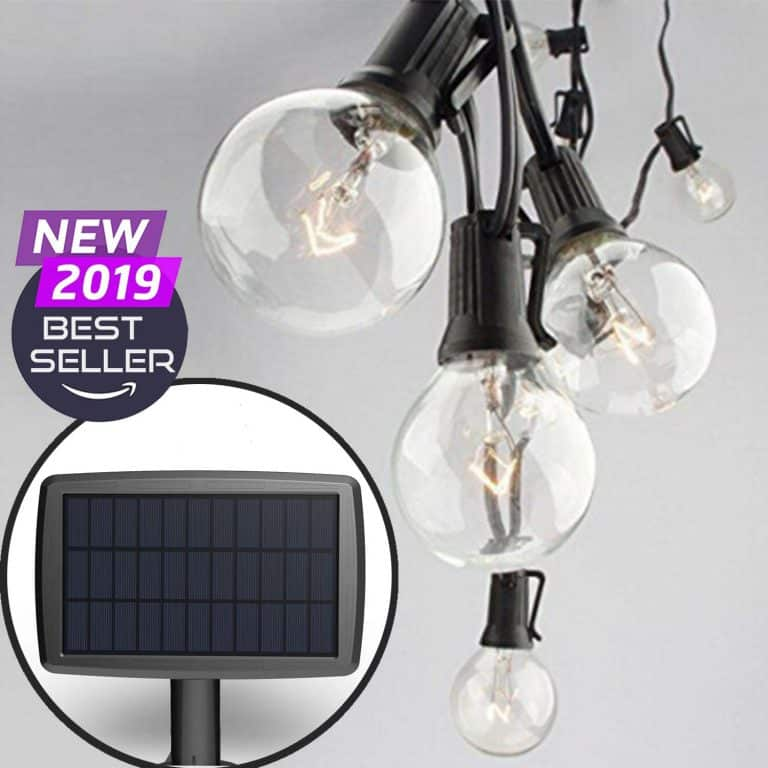 Pin On Top 10 Best Solar String Lights In 2019