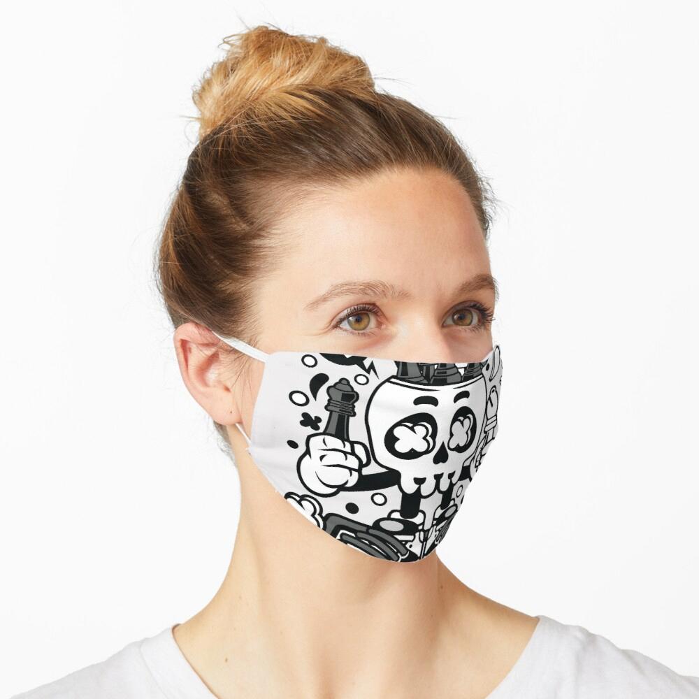 No Sew Face Mask By Jennifer Maker In 2020 Mask Diy Face Mask Face Mask