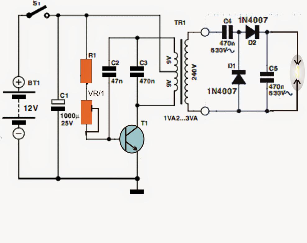 mini circuit board