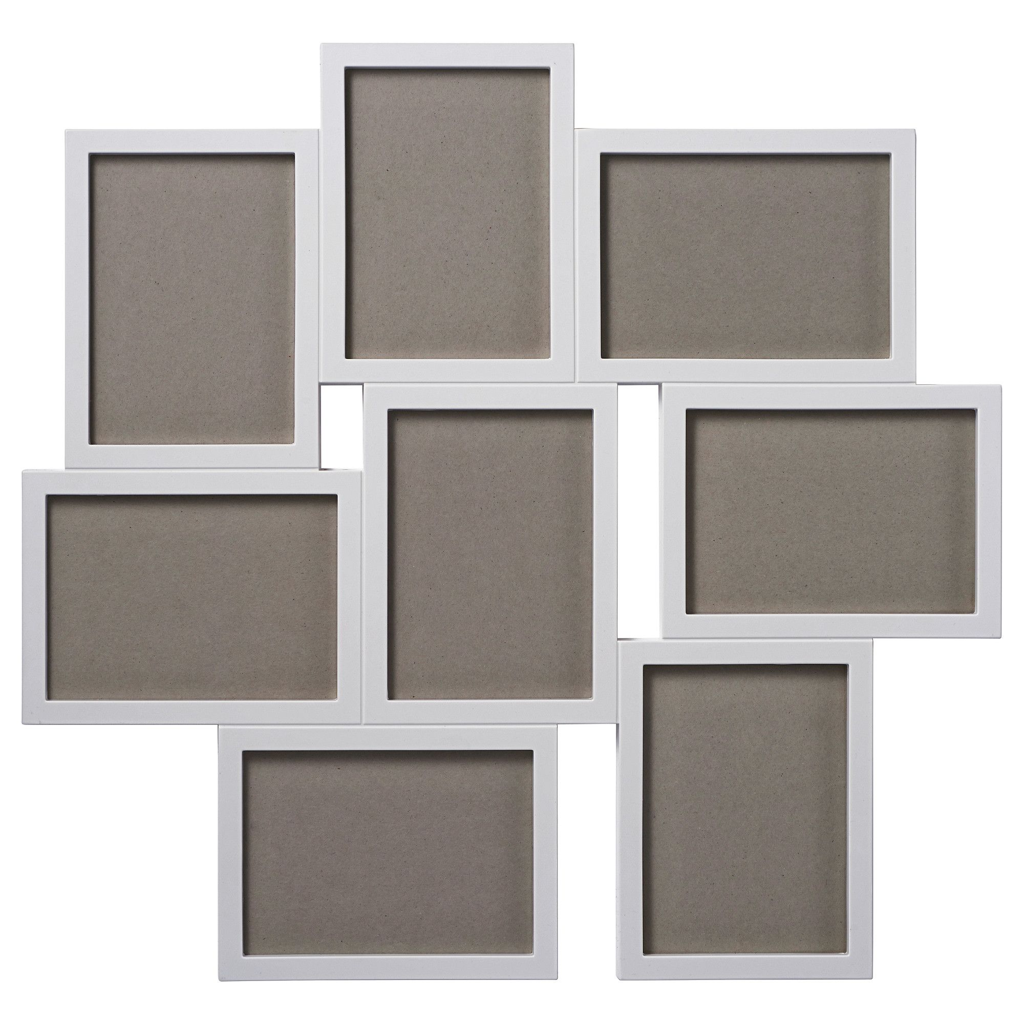 Vaxbo Collage Frame For 8 Photos White