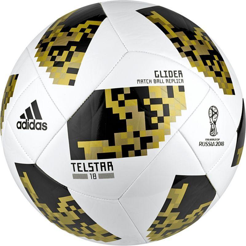 Adidas 2018 Fifa World Cup Russia Telstar Glider Soccer Ball Soccer Ball Soccer Fifa World Cup