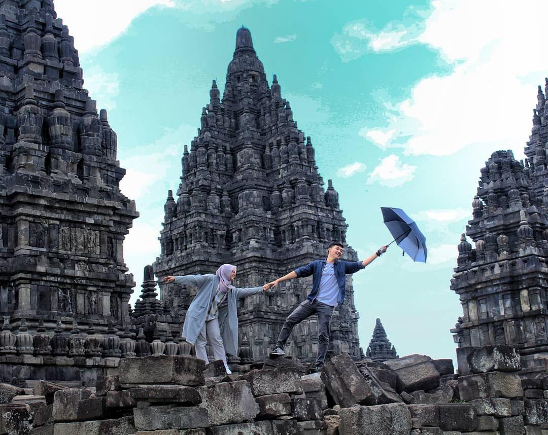 Candi Prambanan Kota Candi Instagram