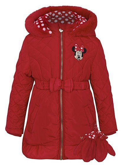 Disney Minnie Mouse Shower Resistant Coat, read reviews and buy ...