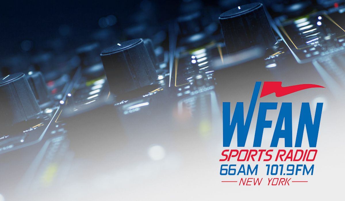 Wfan 101 9 Fm In 2020 Live Streaming Online Streaming