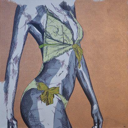 Manon richardin artiste peintre marseille sur www - Artiste peintre marseille ...