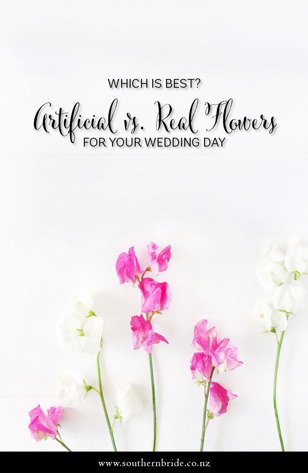 Artificial Vs Real Wedding Flowers Which Is Best Pinterest