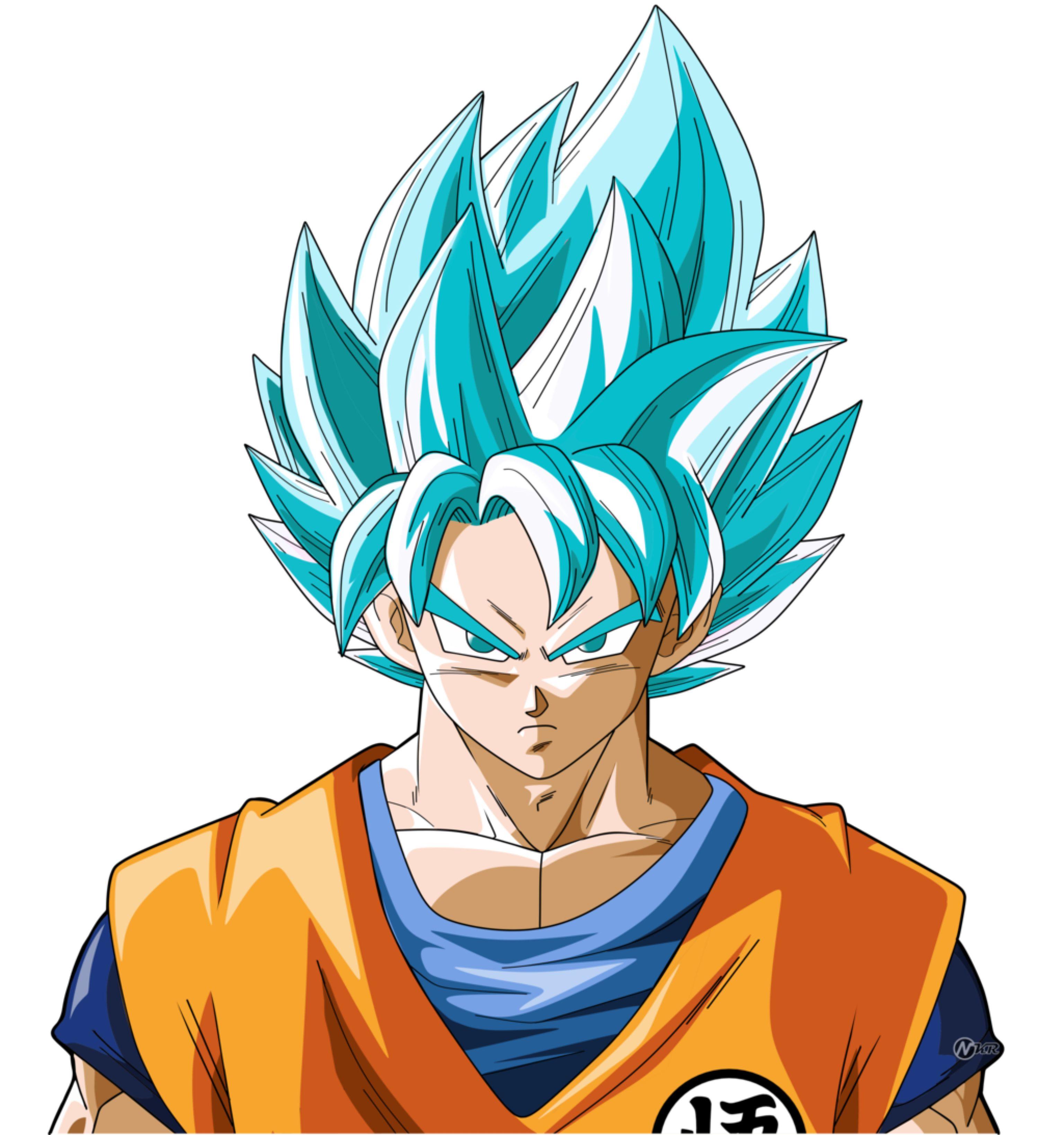 Goku ssj blue by naironkr on deviantart goku goku - San goku super saiyan 5 ...