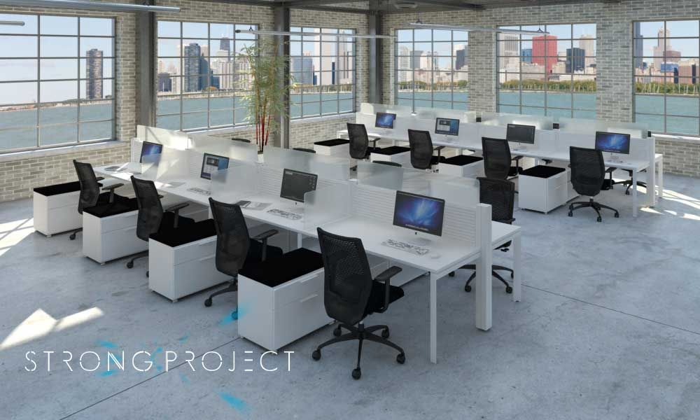 Moderne bürogestaltung  Modern Office Design - Business Furniture | OFFICE | Pinterest ...