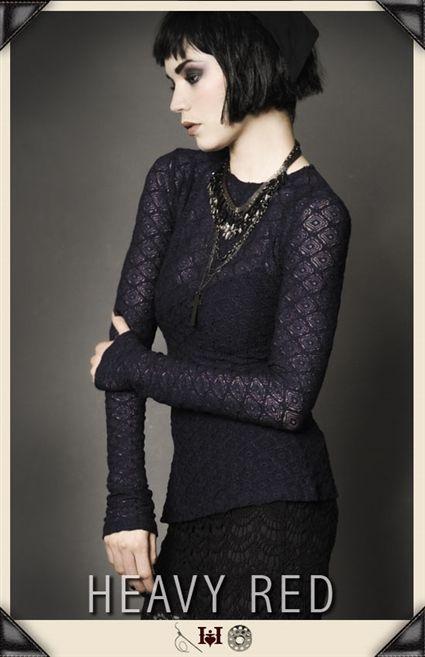 yksinoikeudella kengät muoti tyylejä uusia valokuvia Gothic Hoodies and shirts by Gothic Clothing designer Ondine ...