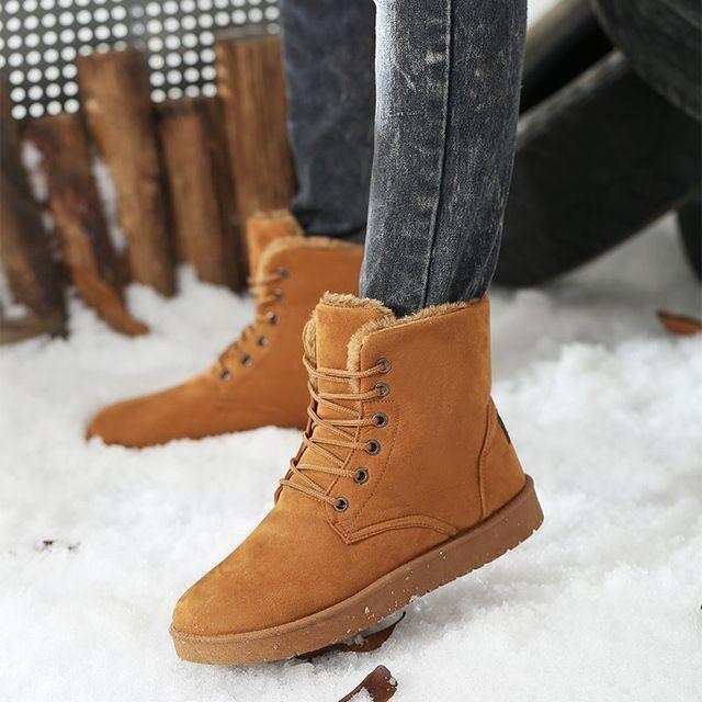 3a8c1599 Resultado de imagen para botas bajas sencillas para mujer sin tacon ...