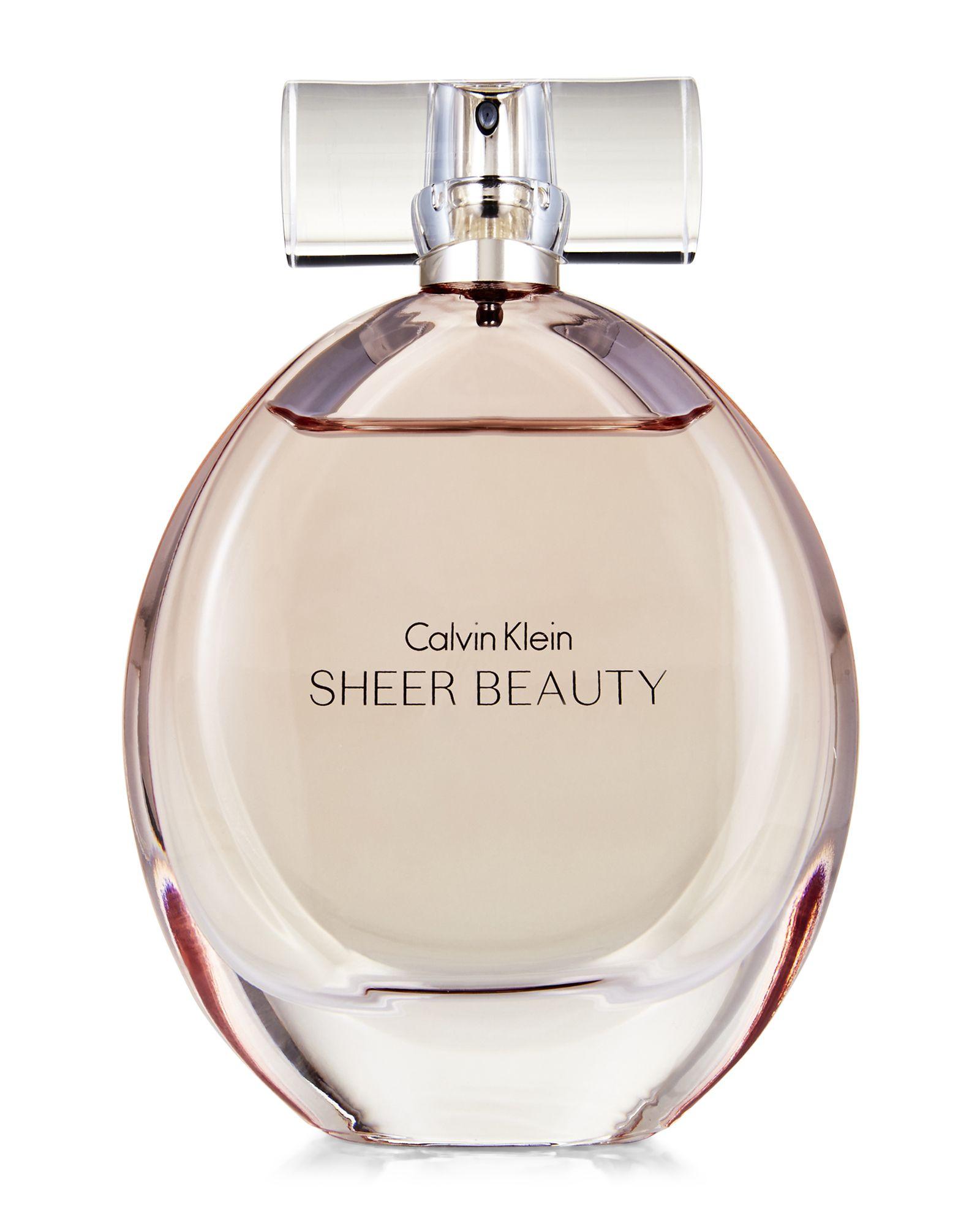 Calvin Klein Sheer Beauty Eau De Toilette 3 4 Oz Spray Calvin Klein Sheer Beauty Perfume Luxury Perfume