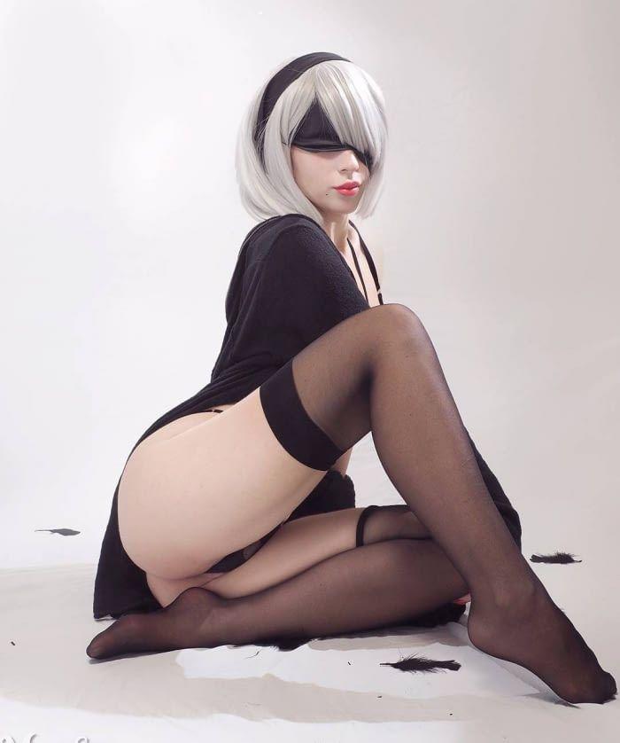 automata xxx Nier cosplay