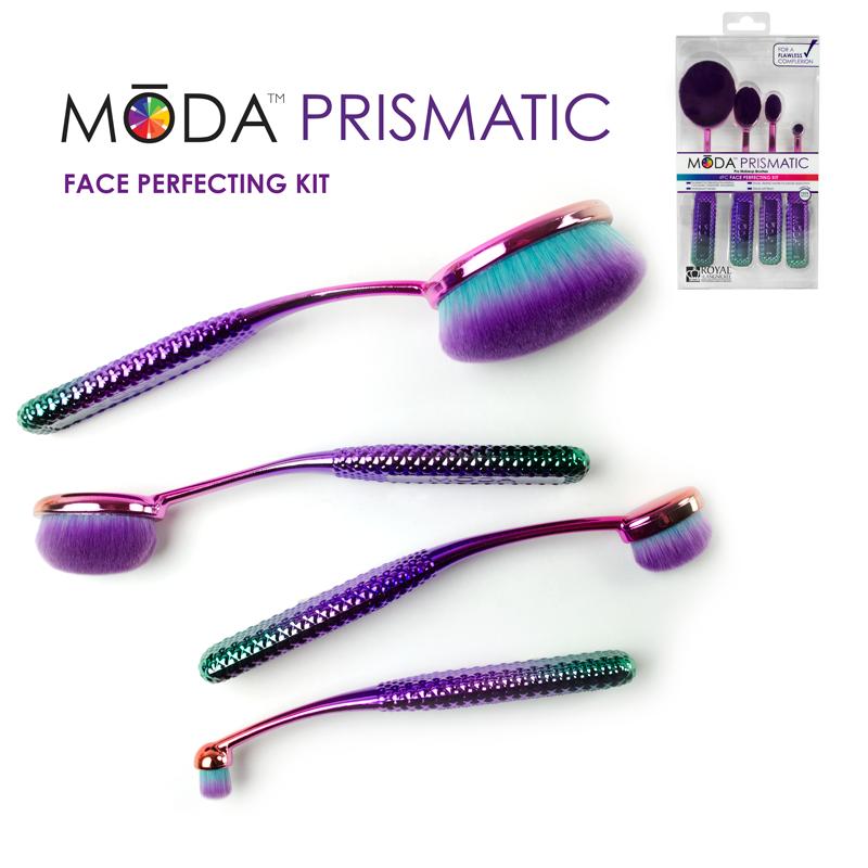 MŌDA® Prismatic Face Perfecting Kit Default Title