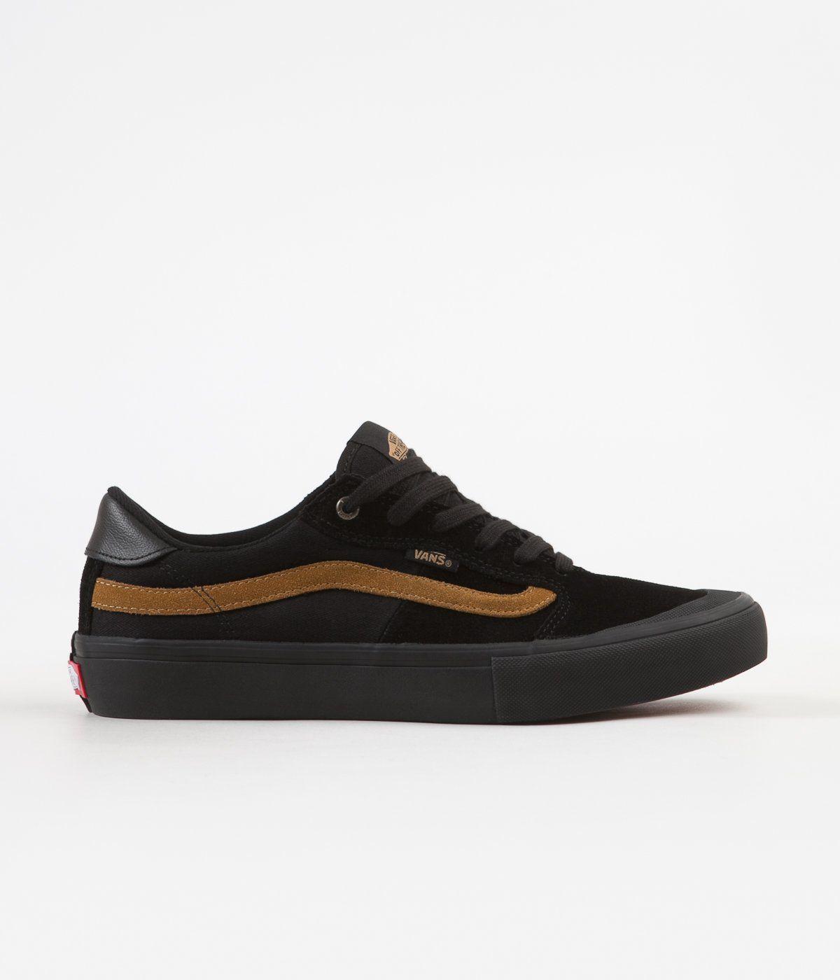 Vans Style 112 Pro Shoes - Black