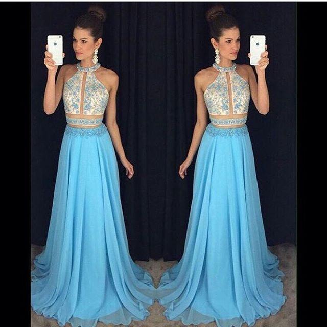 Vestidos longos para formatura instagram