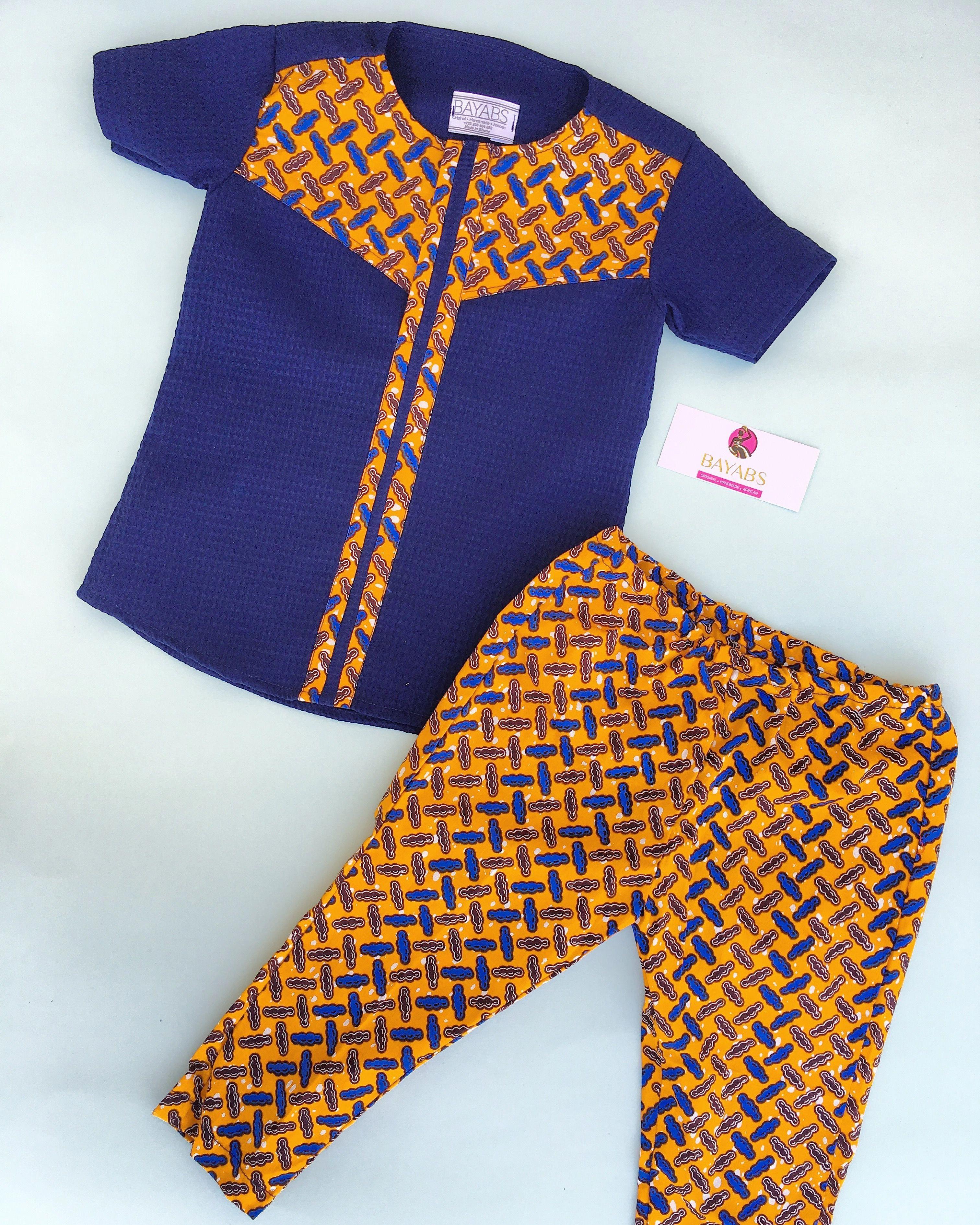 14a1c8145 Ankara wear. Ankara boys wear. African print boys wear ...