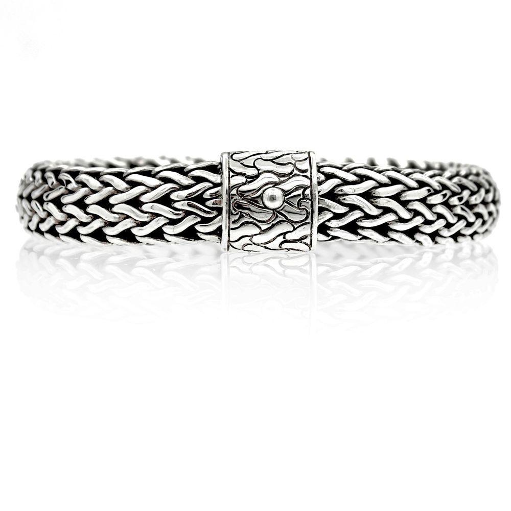 John Hardy Dot Bracelet Xl qWEM2
