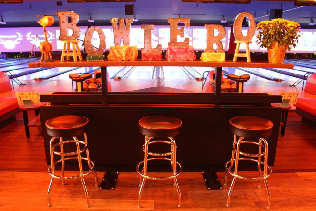 Newly Renovated Bowlero To Host Grand Opening Saturday In Bethesda Restaurant Photos Renovations Grand Opening