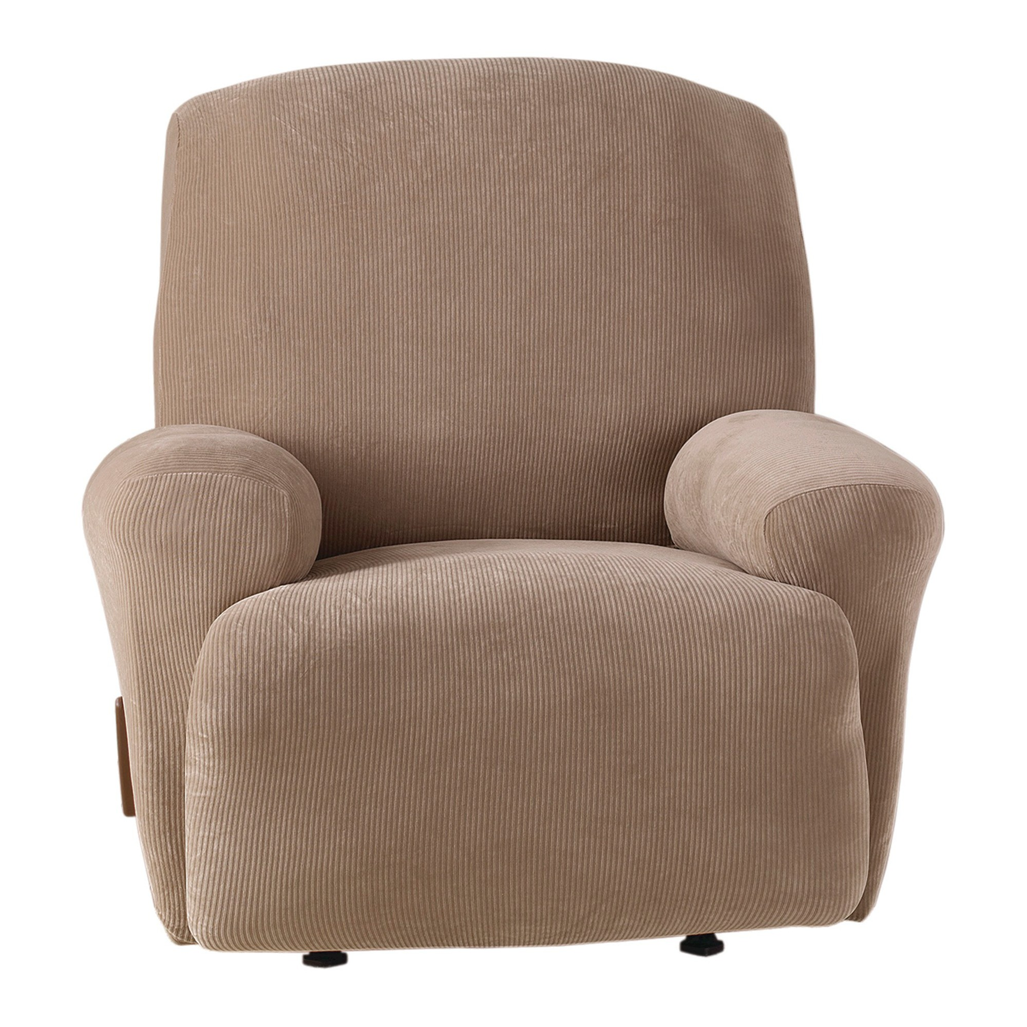 jumbo for newport stretch slipcovers recliner recliners slipcover p