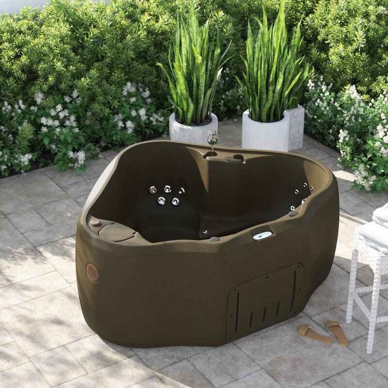 Premium 300 2Person 20Jet Plug and Play Hot Tub with