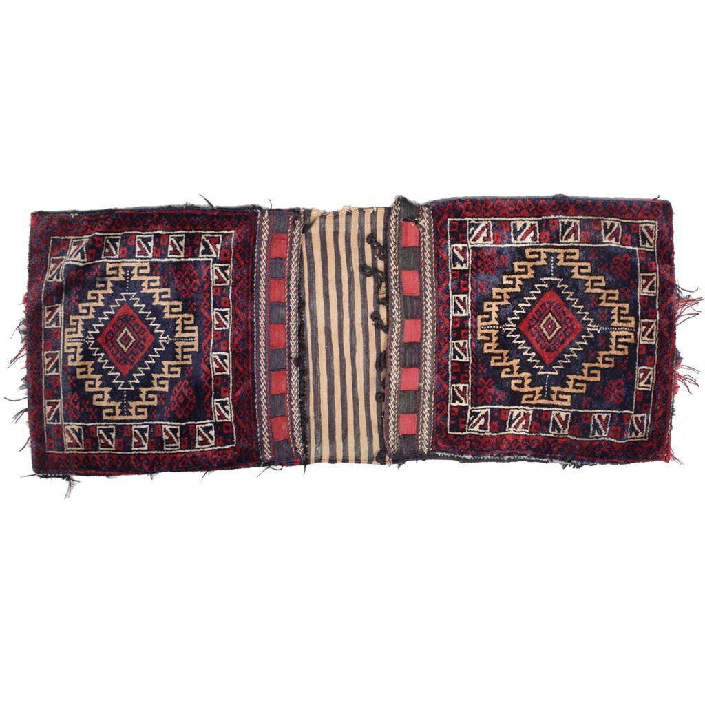 Big Saddle Bag 5 1 X 2 Ft Bsb 7525 Tribal Rug Rugs On Carpet Serapi Rug