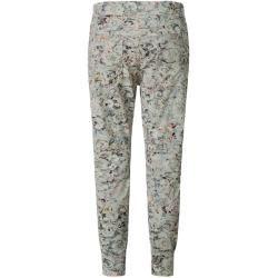 Jeans mit Stickerei für Damen
