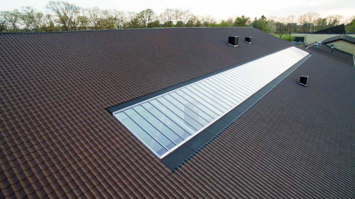 اجرای انواع نورگیر، انواع سایبون پوشش سقف_پاسیو سقف_حیاط