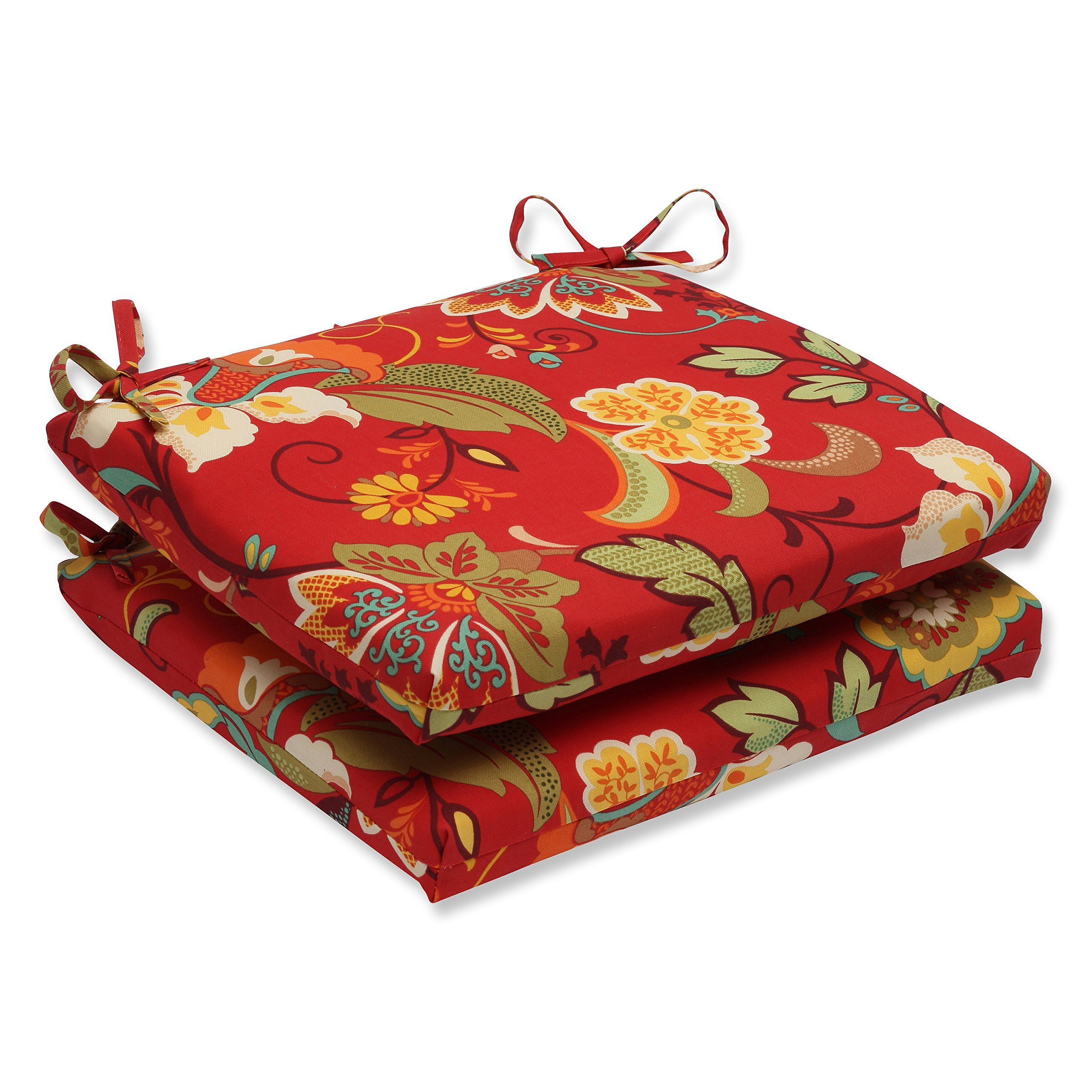 Pillow perfect outdoor tamariu alfresco valencia squared corners