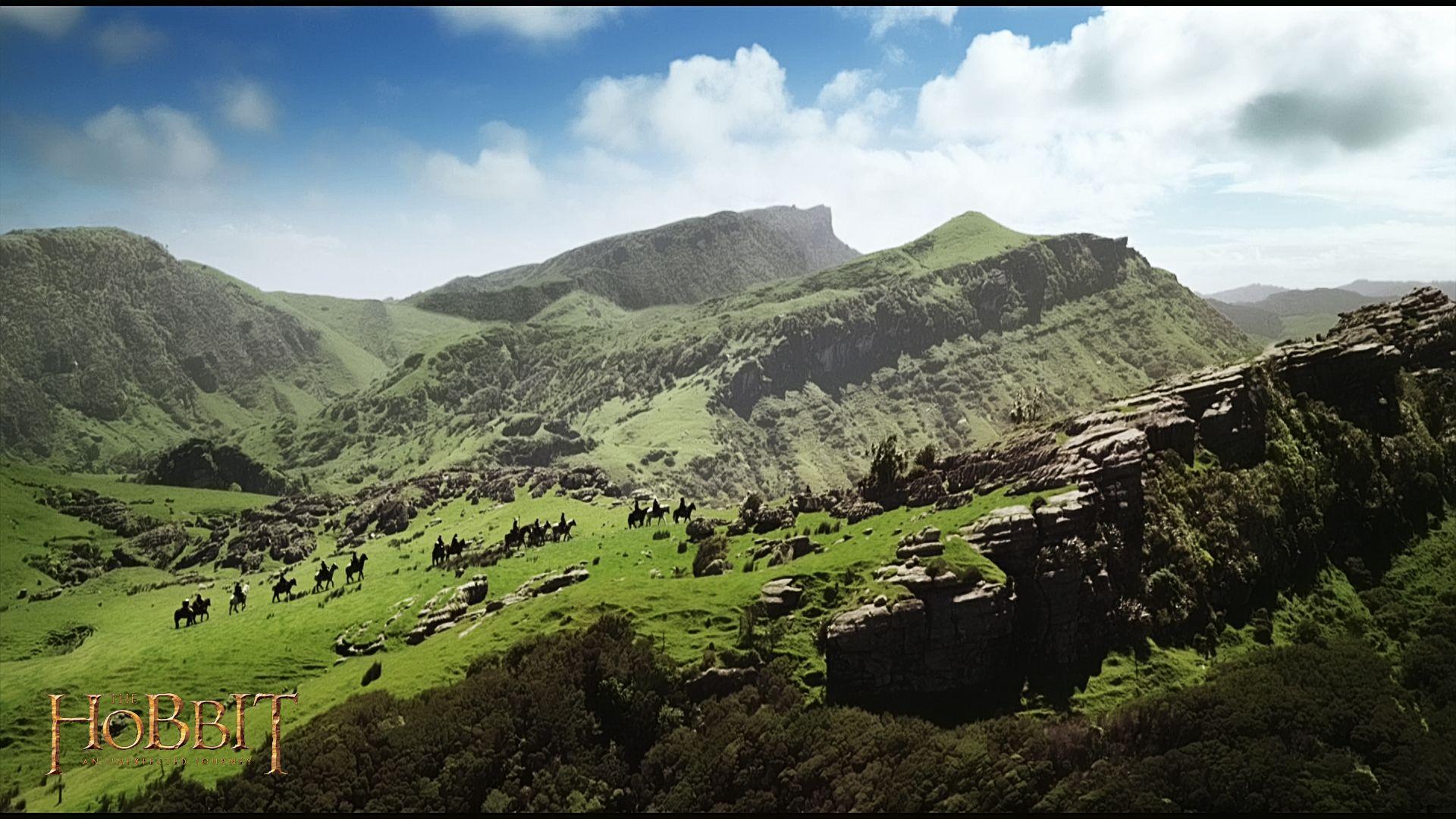 The Hobbit An Unexpected Journey Wallpaper