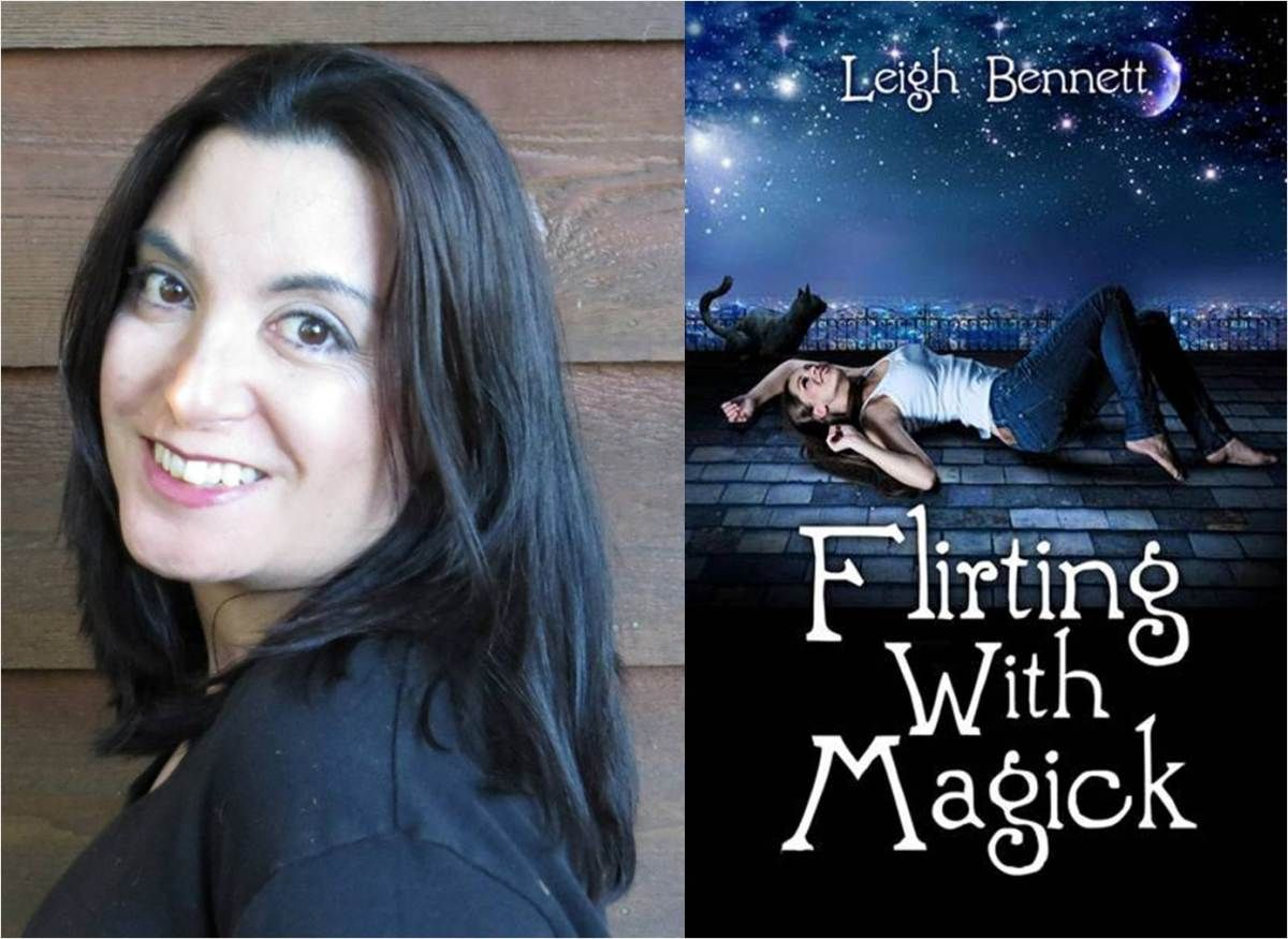 Author Spotlight: Leigh Bennett Describe yourself in one word: Daydreamer What is your background with regard to writing? I adored creative writing at school and wrote dodgy song lyrics all ...