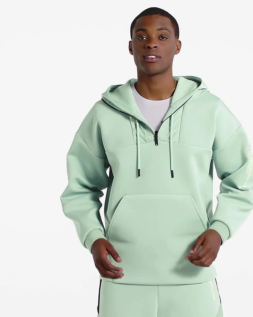 Desplazamiento Conexión Conexión  Jordan 23 Engineered 1/2-Zip Hoodie. Nike.com in 2020   Zip hoodie,  Hoodies, Hoodie jordan