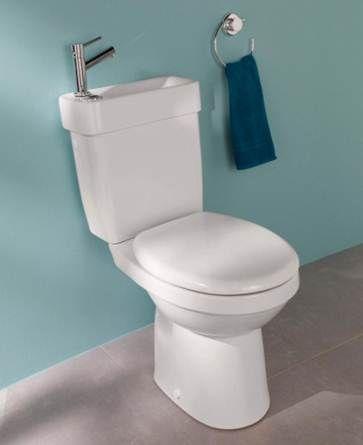 WC à poser et lave-mains ALLIANCE | objets | Pinterest