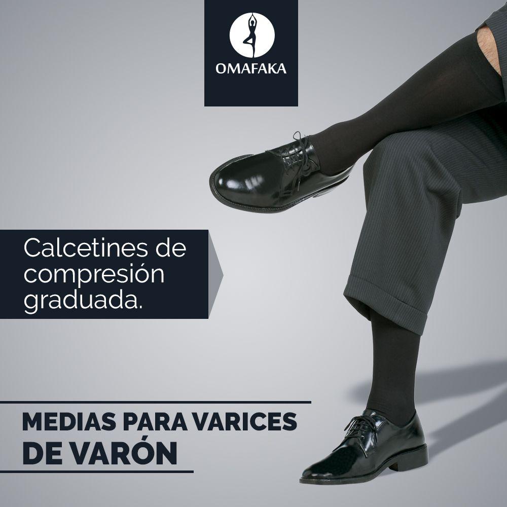 calcetines de varices para hombres