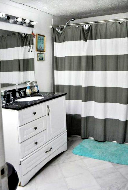 A Comprehensive Overview On Home Decoration In 2020 Apartment Bathroom Bathroom Decor Apartment Shower Curtain