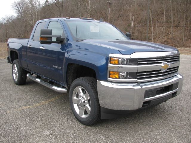 2017 chevy silverado 2500hd double cab standard box 4 wheel drive work truck stk t17230. Black Bedroom Furniture Sets. Home Design Ideas