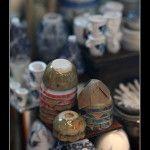 精緻的陶器店