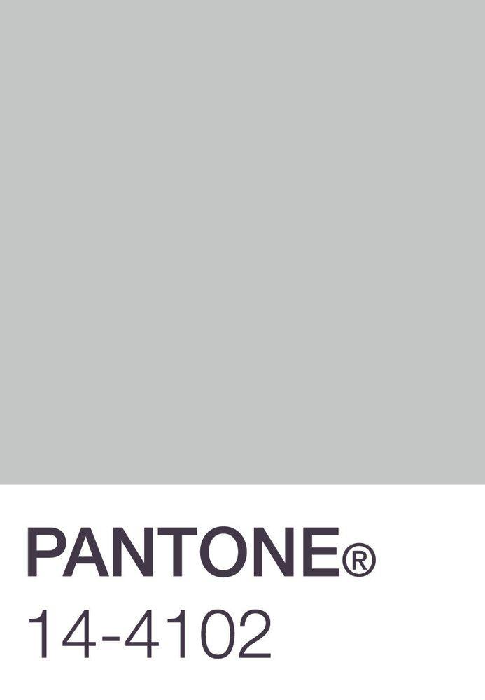 Pantone Smoke Grey