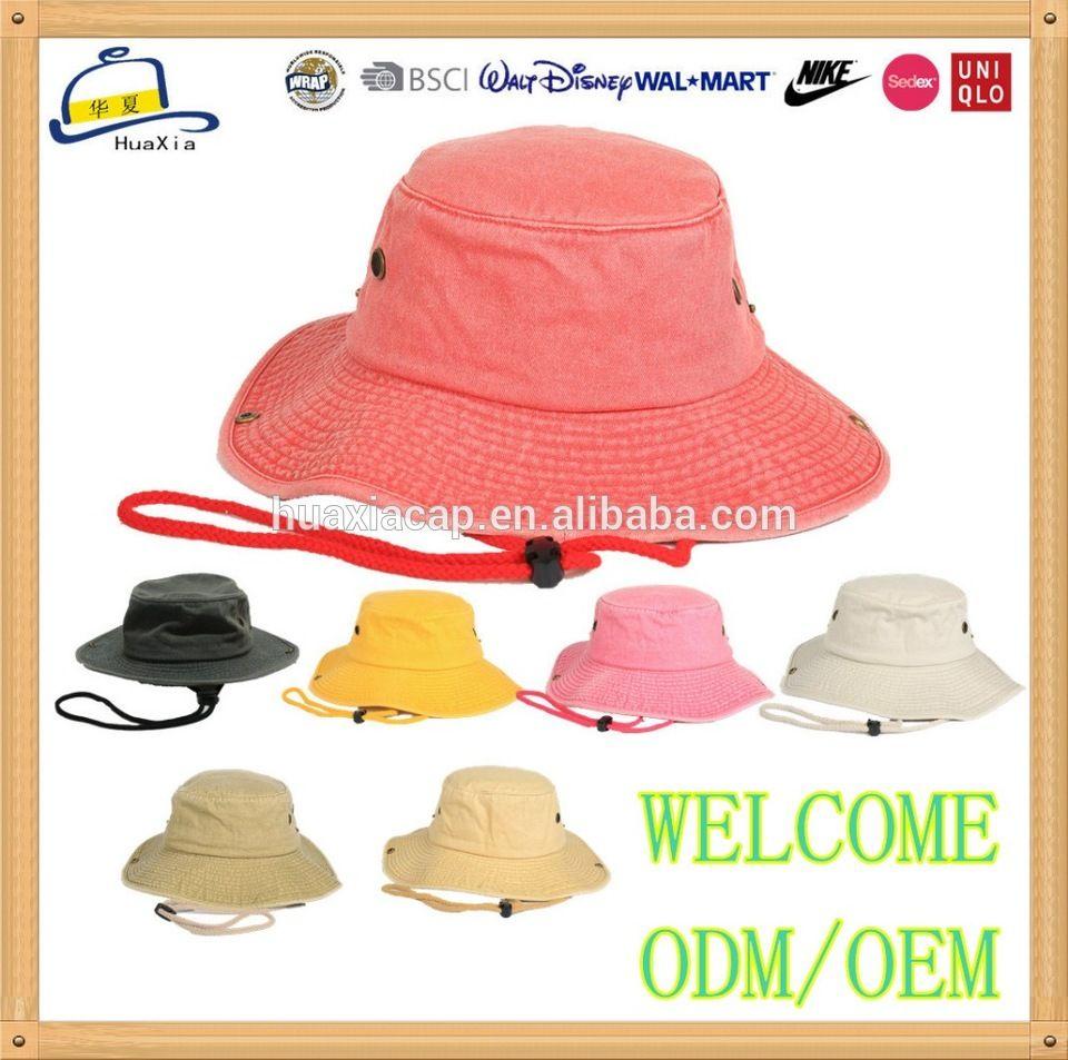 custom bucket hat with string c77ba1a38d0