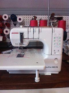 Sew Chic Mama: Janome Coverpro 1000cpx Binding Tutorial using ...