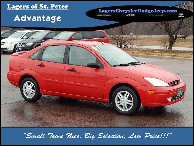 2001 Ford Focus 105 757 Miles 4 975 Ford Focus Sedan Jeep