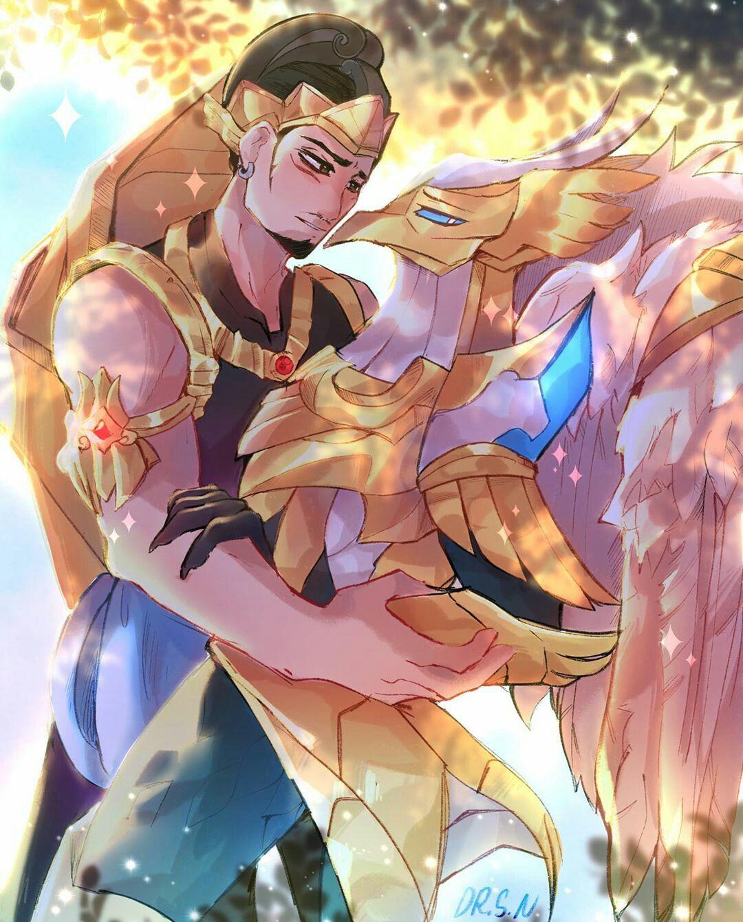 Gotakaca And Kaja Mlbb Mobile Legends Mobile Legends Anime Legend