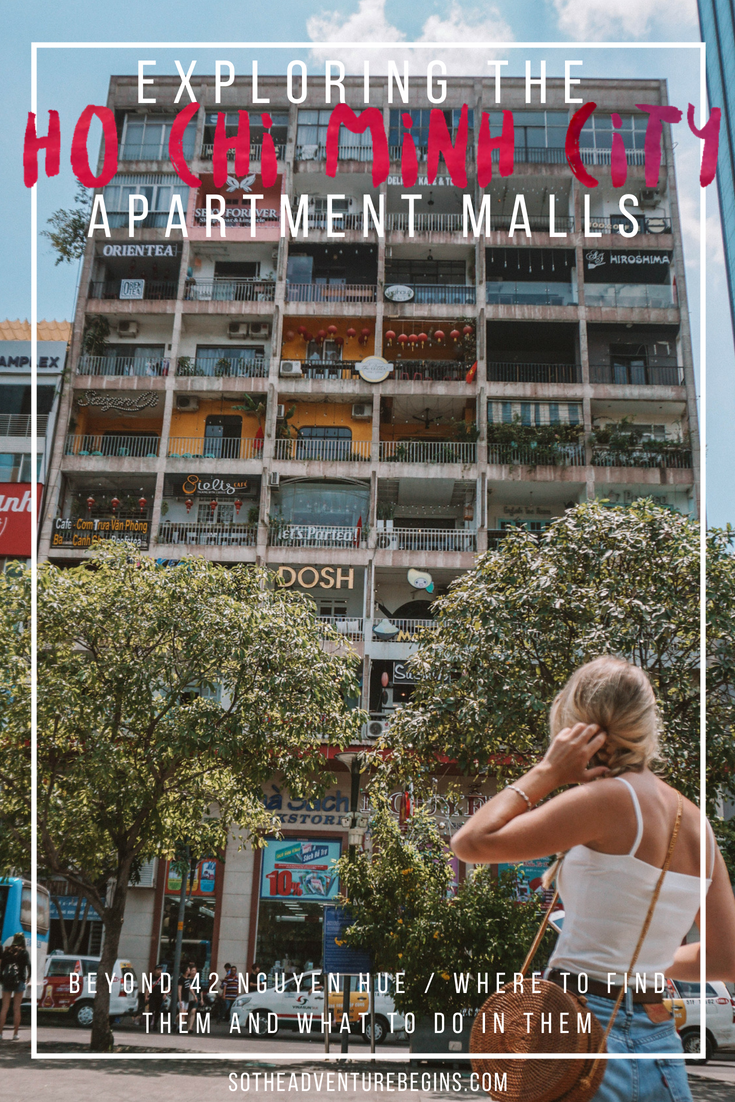 Exploring The Ho Chi Minh City Apartment Malls 42 Nguyen Hue Cafe Vietnam Saigon Guide Things