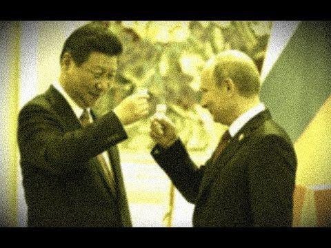 China y Rusia se disponen a romper la hegemonía global del dólar.