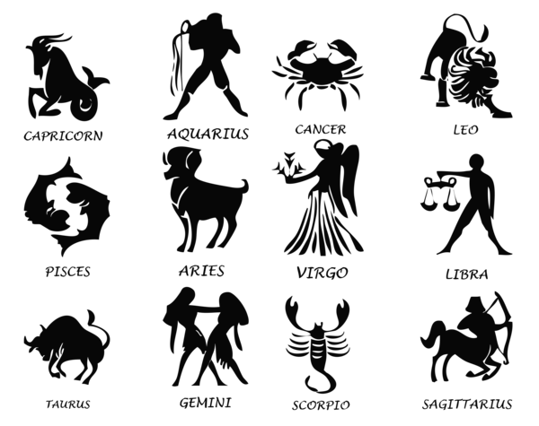 Transparent Zodiac Signs Set Png Image Png Images Image High Quality Images