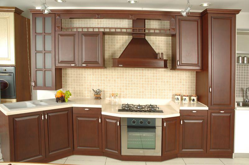 اشكال مطابخ 2015 اجمل صور ديكورات اشكال مطابخ خشب 2015 اشكال مطابخ مودرن جديدة 2015 Kitchen Redecorating Kitchen Design Kitchen Cabinets