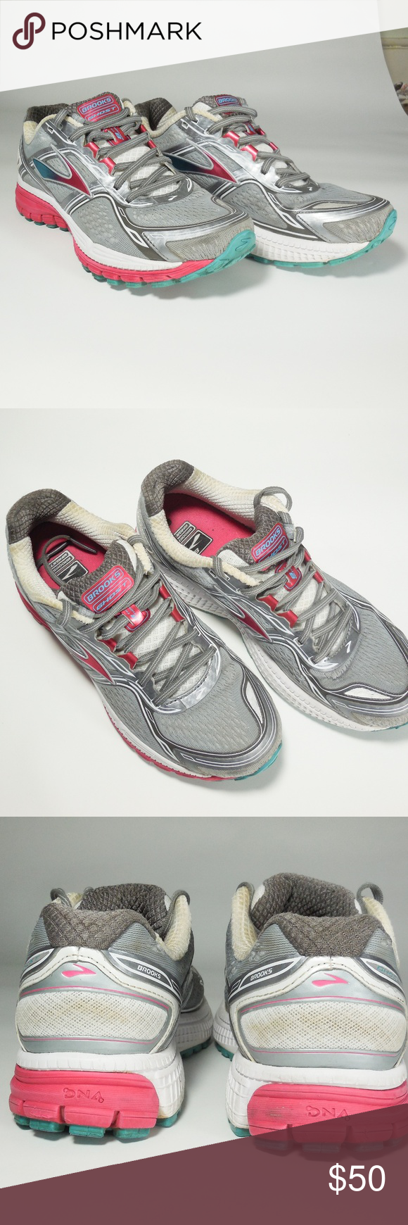 66fbf95e182 Brooks Ghost 8 Womens Running Shoe Size 8 Very good condition Brooks Ghost 8  in size