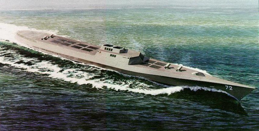 """China is Developing Its Own Deadly """"Arsenal Ship"""" 