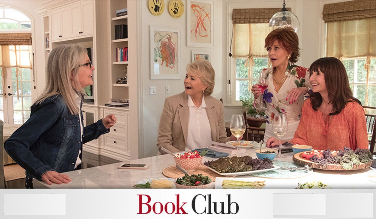 Book Club   Trailer | Book clubs, Tv reviews and Writer