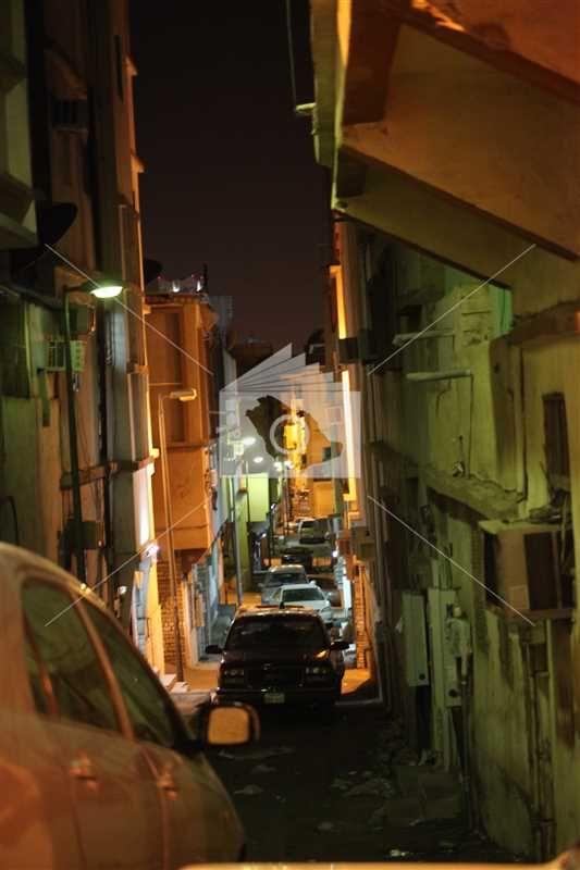 حارات الحجاز القديمة بمكة المكرمة Road Alley Structures